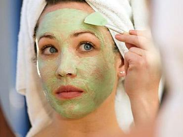 маска огуречная для лица