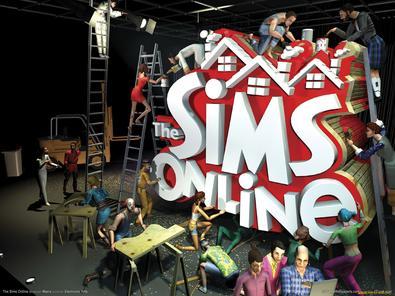 The Sims симулятор Бога