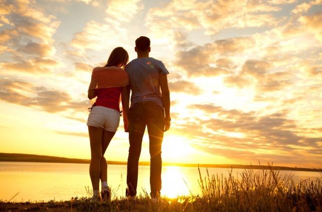 Как построить отношения с парнем