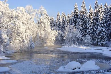Куда поехать зимой отдыхать недорого