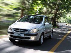 Hyundai Getz foto