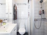 Примеры ремонта ванных комнат фото 16