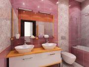 Примеры ремонта ванных комнат фото 3