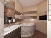 Примеры ремонта ванных комнат фото 5