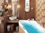 Примеры ремонта ванных комнат фото 6