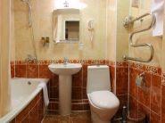 Дизайн маленькой ванной комнаты фото 7