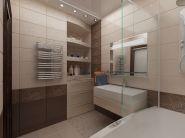 Дизайн маленькой ванной комнаты фото 15