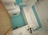 Дизайн маленькой ванной комнаты фото 1