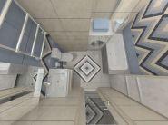 Дизайн маленькой ванной комнаты фото 2