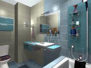 Дизайн ванной комнаты в квартире фото 1