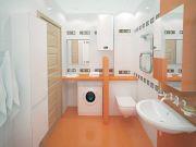 Дизайн ванной комнаты в квартире фото 11