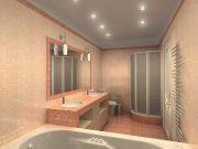 Дизайн ванной комнаты в квартире фото 16