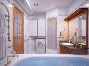 Дизайн ванной комнаты в квартире фото 19