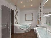 как оформить маленькую ванную комнату фото 3