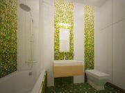 как оформить маленькую ванную комнату фото 14