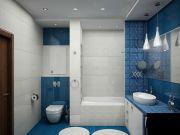 как оформить маленькую ванную комнату фото 5