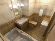 как оформить маленькую ванную комнату фото 6