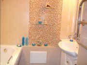как оформить маленькую ванную комнату фото 10