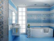 как оформить маленькую ванную комнату фото 15