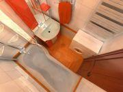 как оформить маленькую ванную комнату фото 16