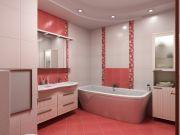 как оформить маленькую ванную комнату фото 18