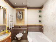как оформить маленькую ванную комнату фото 8