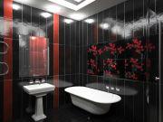 как оформить маленькую ванную комнату фото 12