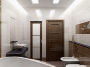 как оформить маленькую ванную комнату фото 4