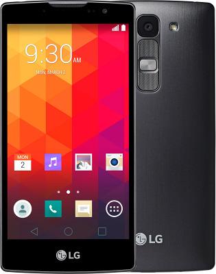LG Spirit H422 Black Titan