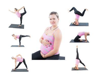 как похудеть при беременности