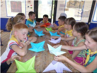 лучшие занятия для ребёнка на каникулах
