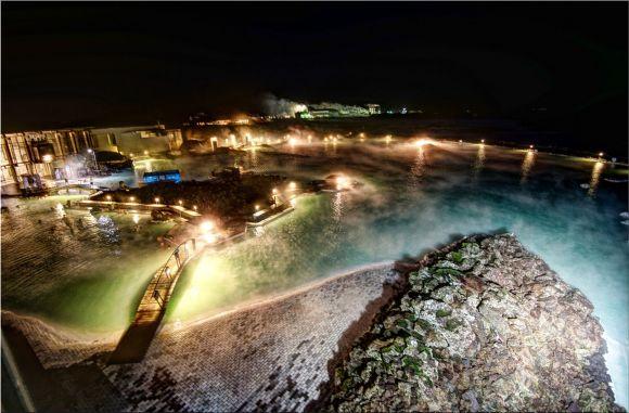Голубая лагуна ночью или где лучше отдохнуть за границей