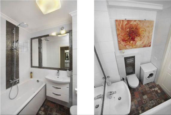 интерьер для однокомнатной квартиры в панельном доме
