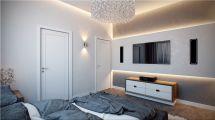 Интерьер 1 комнатной квартиры фото №17