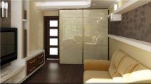 Интерьер 1 комнатной квартиры фото №10