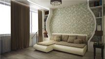 Интерьер 1 комнатной квартиры фото №30