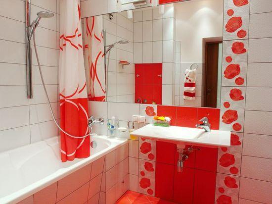 оформлление ванной комнаты своими руками