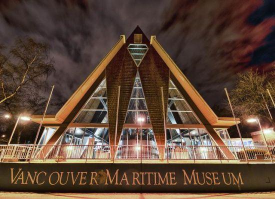 Ванкуверский морской музей