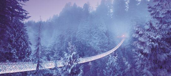 Висячий мост Капилано