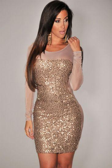 Красивое платье для клуба