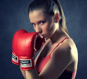 Бокс как необычное хобби для девушки