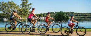 Главные правила езды на велосипеде