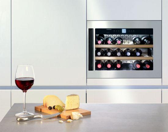 Showine винный встроенный шкаф холодильник