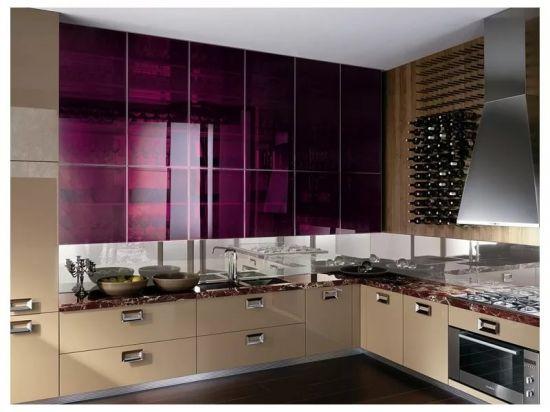 кухни Ernestomeda с винным шкафом