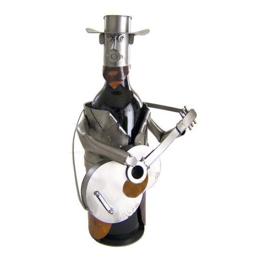 Metal Idea металлические человечки для вина