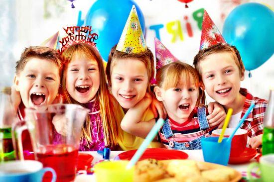 День рождения для ребенка 4-6 лет