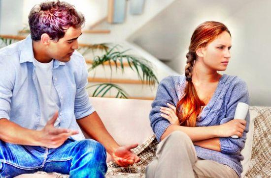 презрение в браке