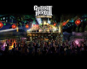 Игра Guitar Hero 3: Legends of Rock