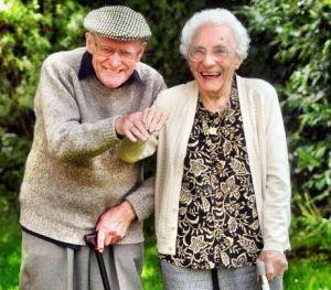 Чета Милфорд самый долгий брак