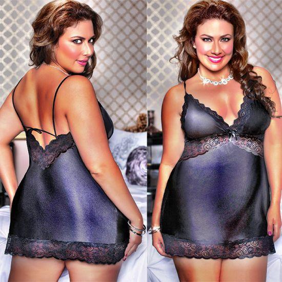 Сексуальное белье больших размеров